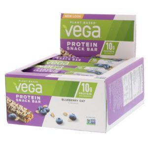 barra de proteina vegana