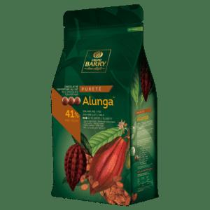 barrita chocolate avellanas vegana