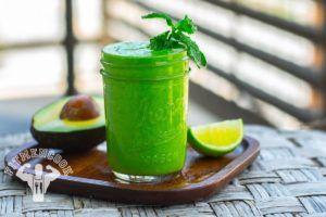 batidos verdes recetas vegano