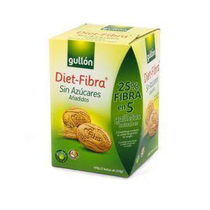 galletas sin azúcar gullon veganas