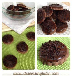 galletas veganas chocolate