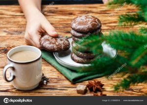 glaseado vegano para galletas