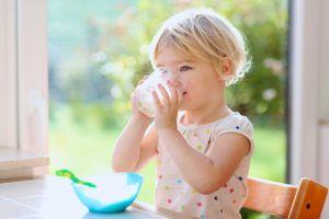 leches vegetales para niños