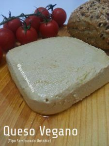 mayonesa vegana con leche de almendras
