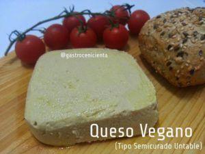 queso vegano receta