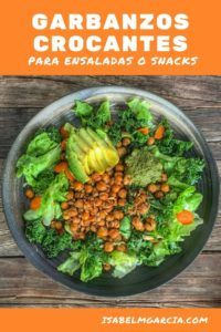 snacks con proteina