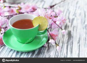 té breakfast