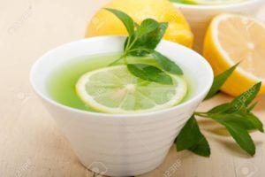 té con limon