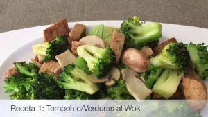 tempeh recetas