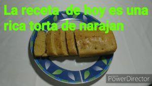 TORTAS ACEITE VEGANO