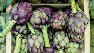 alcachofa conserva vegana