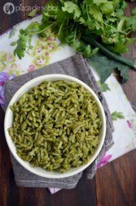 arroz basmati con frutos secos