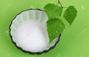 azúcar abedul