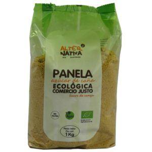 azúcar de cana panela bio 1kg