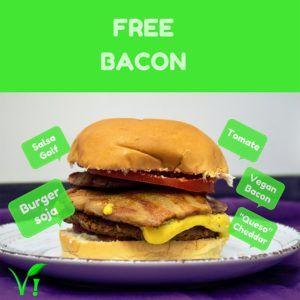 bacon vegano
