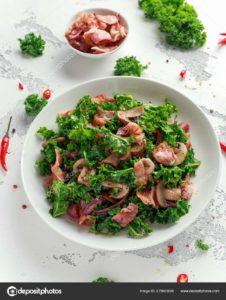 bacon vegano casero