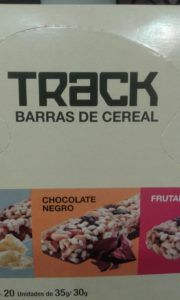 barra de cereal vegana