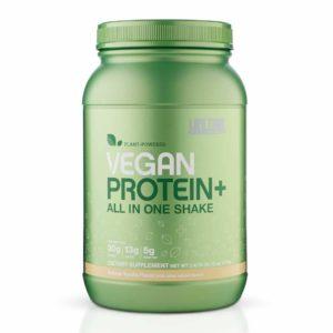 batido proteinas vegano