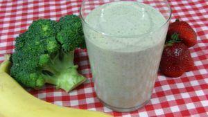 batido vegano proteico