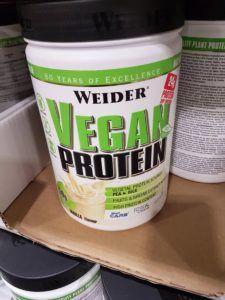 batidos de proteinas veganos