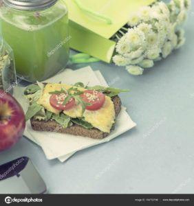 batidos detox para desayunar vegano