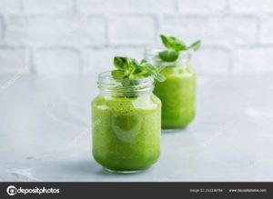 batidos verdes vegano