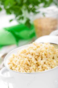 BULGUR CEREAL