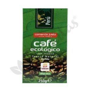 café essenziale molido ecologico 250 gr