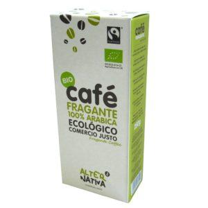 café forte molido ecologico 250 gr