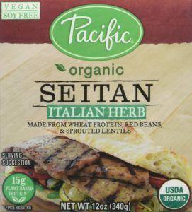 carne vegana seitan