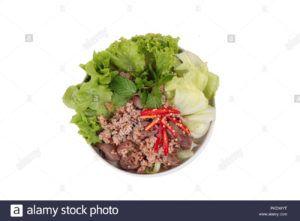 carne vegetal picada