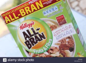 CEREAL ALL BRAN