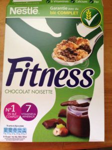 CEREALES FITNESS CHOCOLATE