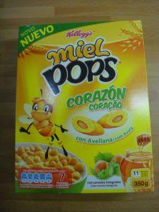 CEREALES MIEL POPS