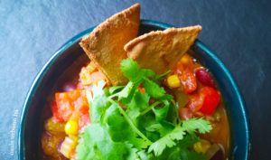 chili sin carne vegana