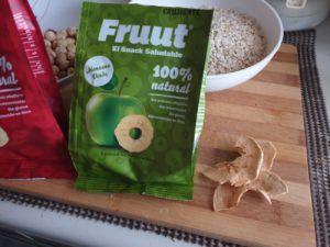 chips ahoy barritas vegana