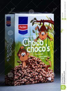CHOCOS CEREALES