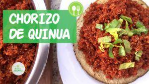 chorizo vegano sin gluten