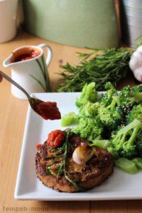 como cocinar el tempeh