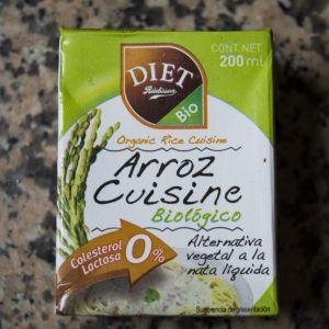 comprar nata vegetal vegana