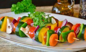 dieta sin carne vegana