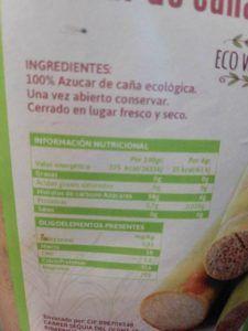 diferencia entre panela y azúcar moreno