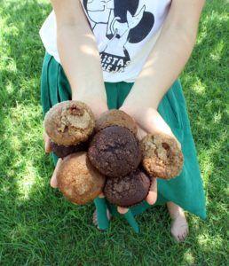 dulces sin aceite de palma veganas