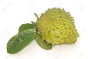 fruta chirimoya