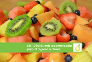 fruta con mas vitaminas