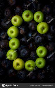 fruta fresca letra