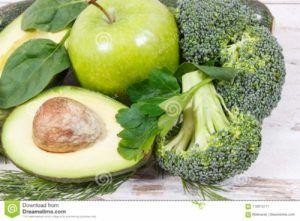 fruta y fibra
