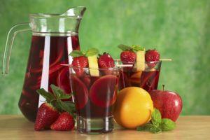 frutas ponche