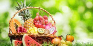 frutas verano