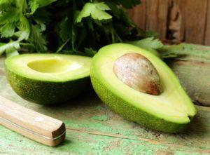 frutas y hortalizas que contienen zinc
